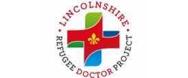 Lincolnshire Refugees Doctors Project logo